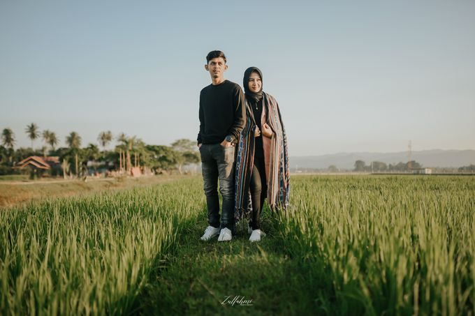 Prewedding by Zulfahmi Wedding Portrait - 015