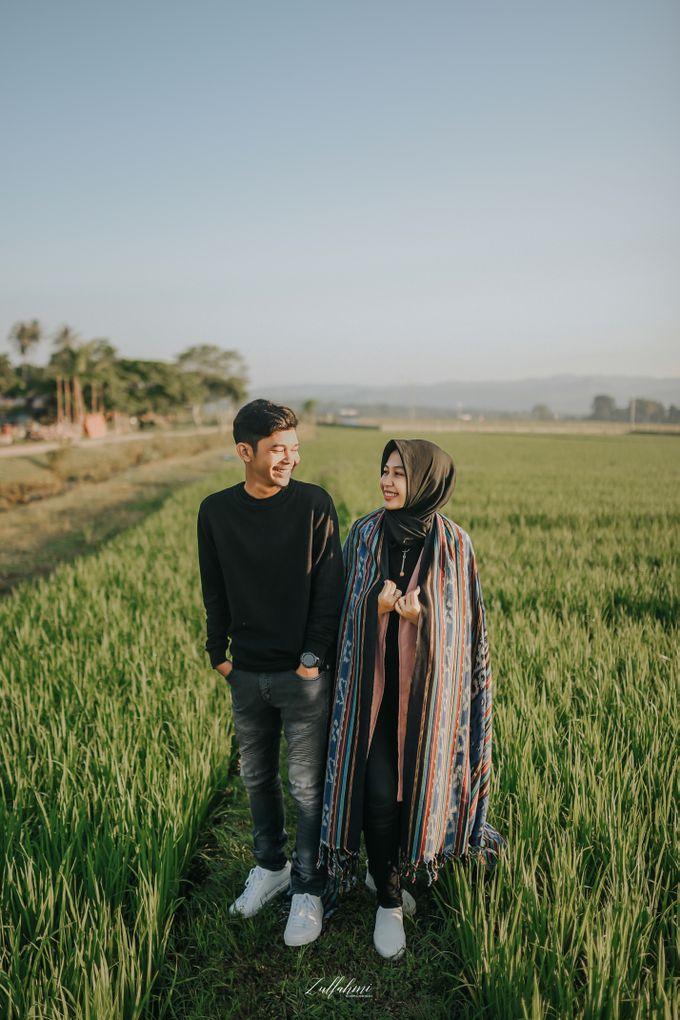 Prewedding by Zulfahmi Wedding Portrait - 016