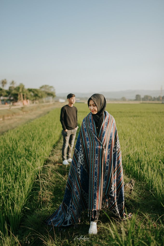 Prewedding by Zulfahmi Wedding Portrait - 018