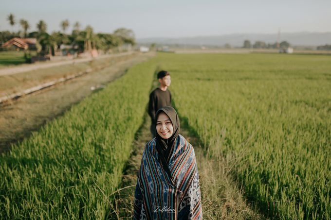 Prewedding by Zulfahmi Wedding Portrait - 020