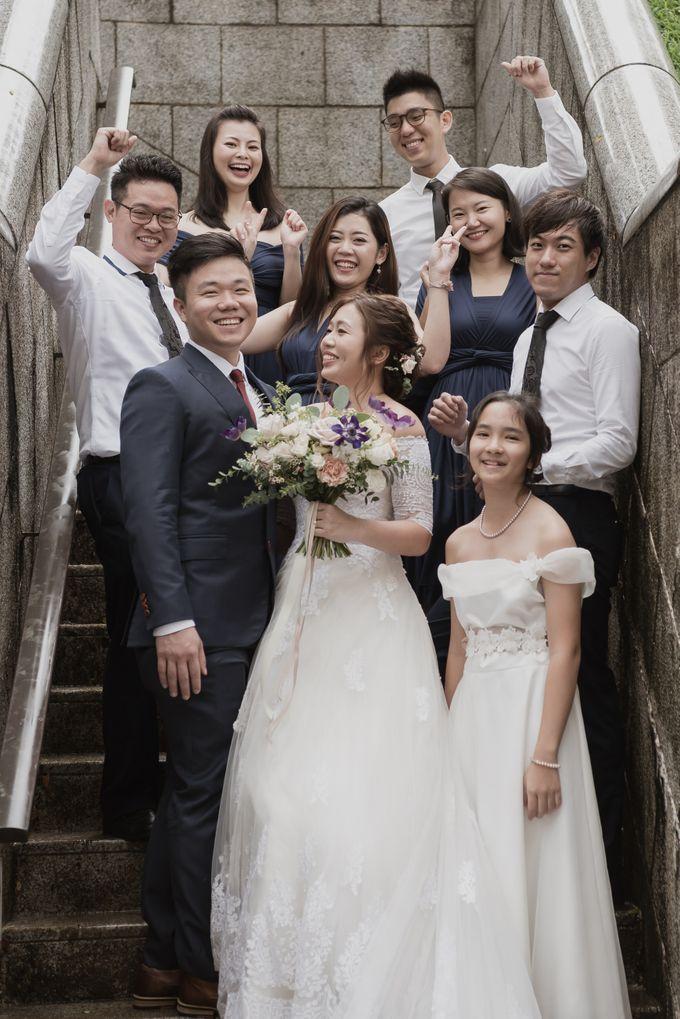 Actual Day - Zhen Yang & Xuanmin by Liz Florals - 010
