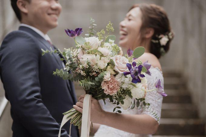 Actual Day - Zhen Yang & Xuanmin by Liz Florals - 011