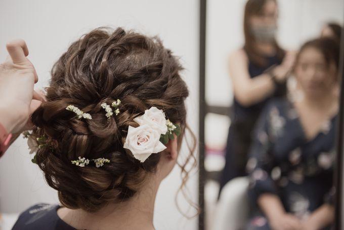 Actual Day - Zhen Yang & Xuanmin by Liz Florals - 003