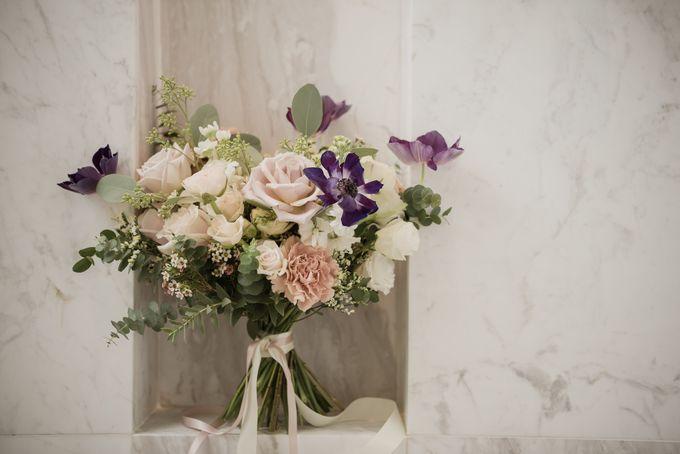 Actual Day - Zhen Yang & Xuanmin by Liz Florals - 013