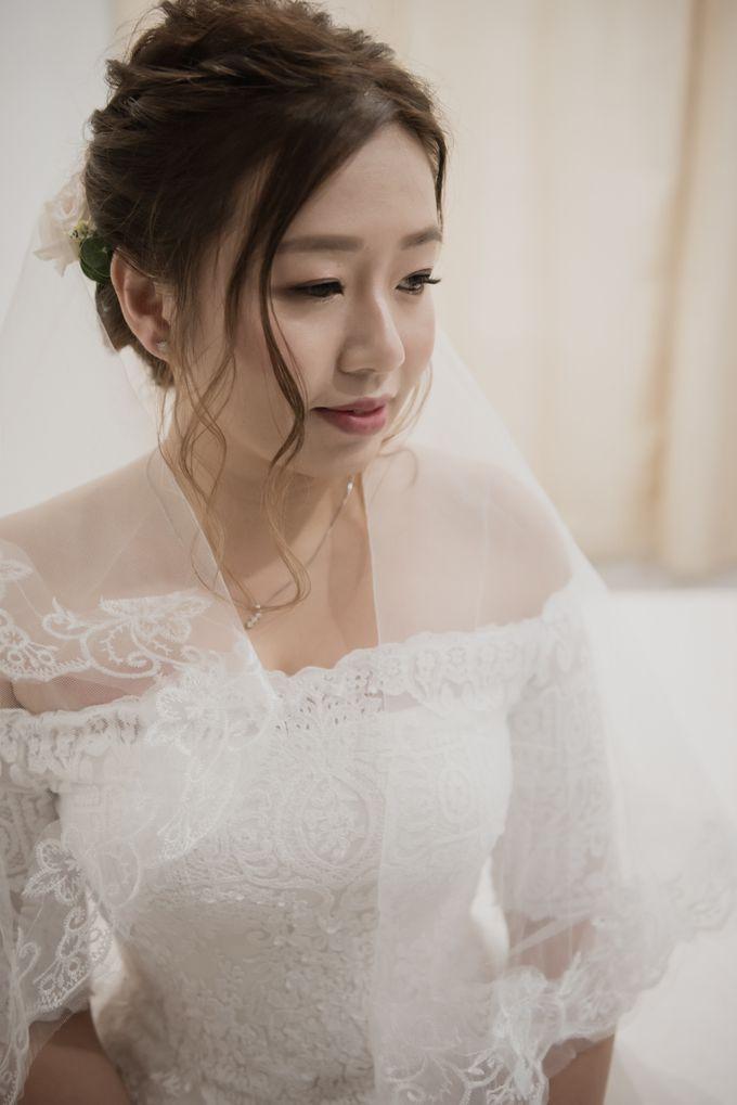 Actual Day - Zhen Yang & Xuanmin by Liz Florals - 007
