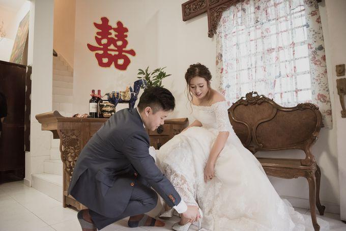 Actual Day - Zhen Yang & Xuanmin by Liz Florals - 009