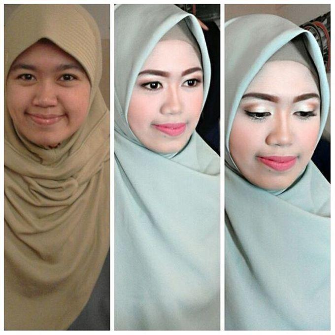 Wedding Make Up, Graduation, And Engagement by qaylamakeup - 021