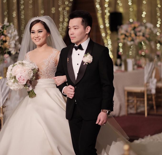 Wedding Benny & Yanti by Fenny Yang Wedding Planner - 016