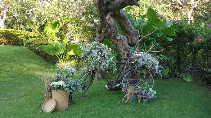 Sunset Garden Party by d'Oasis Florist & Decoration - 011