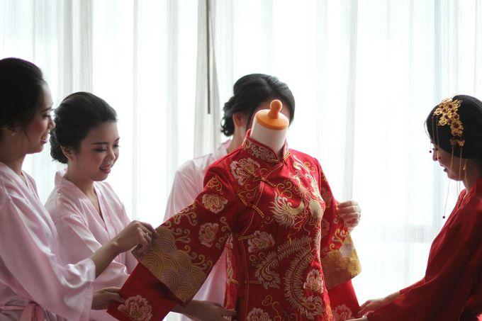 Wedding Zhang Bei & Olivia by Fenny Yang Wedding Planner - 004