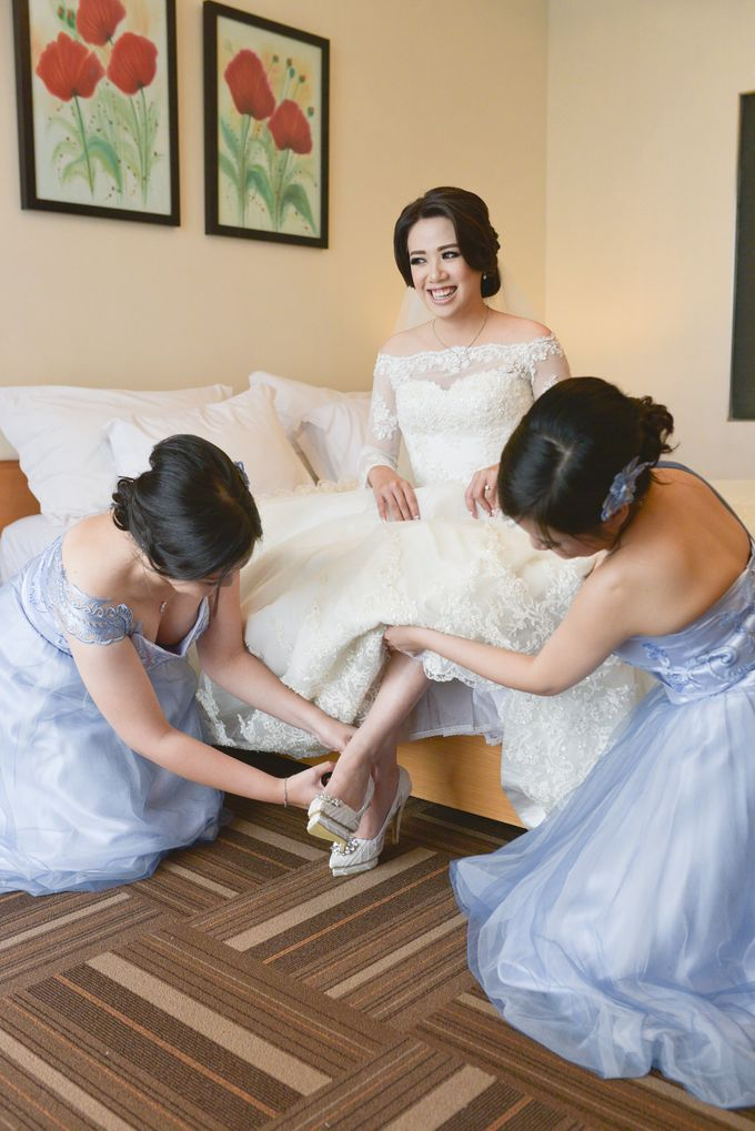 Wedding Jakarta Yogie Marita by Rosemerry Pictures - 017