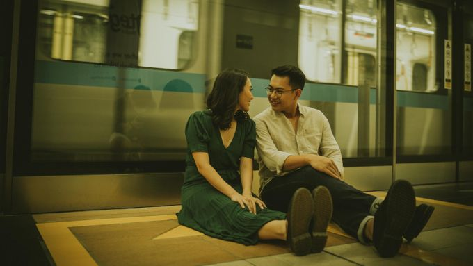 Jakarta Pandemic Love Story by Nocture - 001