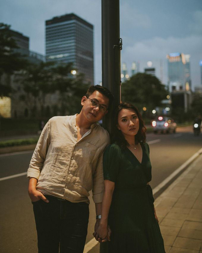 Jakarta Pandemic Love Story by Nocture - 016