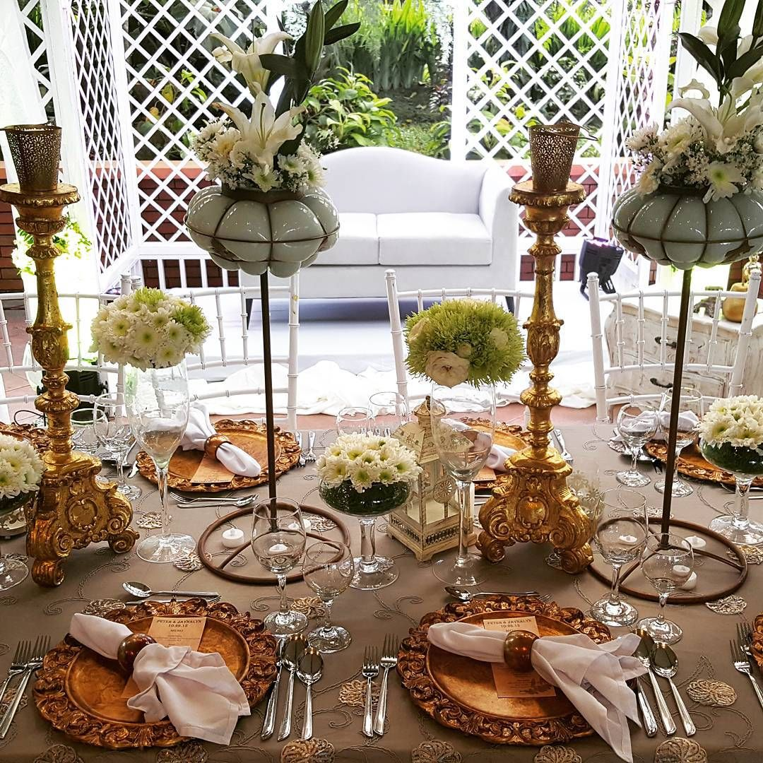 Add To Board Our pretty table setting by Hillcreek Gardens Tagaytay - 001 & Our pretty table setting by Hillcreek Gardens Tagaytay | Bridestory.com