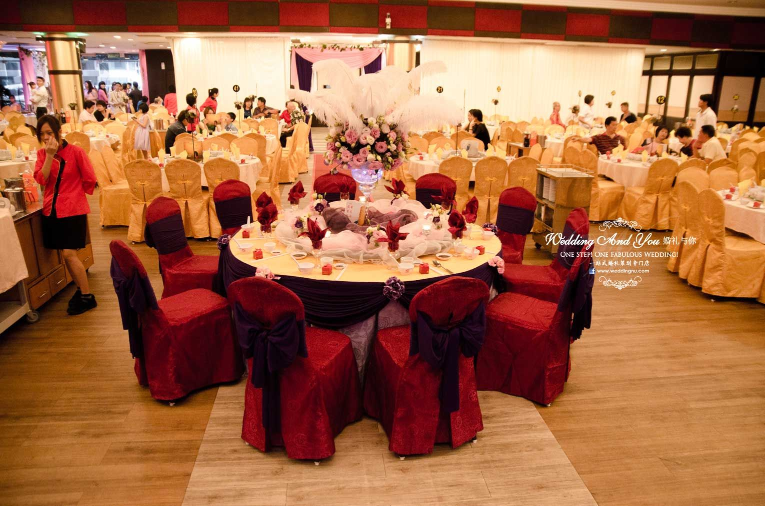 Add To Board VIP Table Setting by Wedding And You - 001 & VIP Table Setting by Wedding And You | Bridestory.com