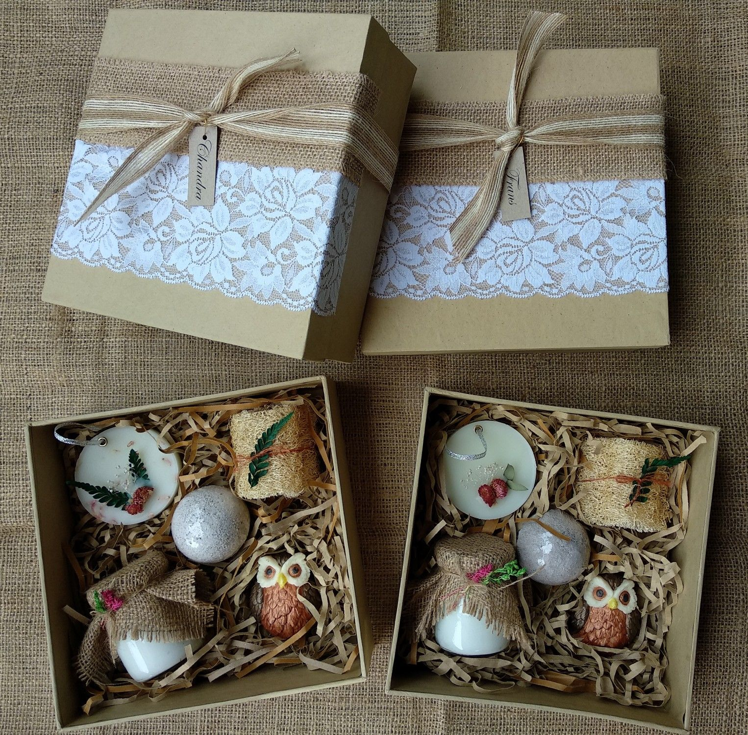 Add To Board Bridesmaids and Groomsmen Gift Boxes by The Rustic Soap - 001 & Bridesmaids and Groomsmen Gift Boxes by The Rustic Soap | Bridestory.com