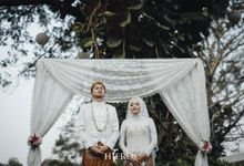 DIYAN & RIZCO by Raffles Hills Cibubur - On Green Garden Venue