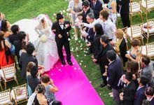 Vivid Wedding by One Heart Wedding