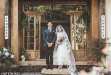 Studio Noblesse by Studio Wonkyu + Korea Pre Wedding
