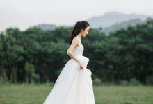 CHLOE Prewedding ROM Wedding Dress by dear gowns