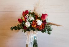 CELINE & PAUL WEDDING by Delapan Bali Event & Wedding
