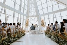 Wedding Sharon & Gera by Bali Izatta Wedding Planner & Wedding Florist Decorator