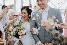 Sharon & Gera Wedding by Delapan Bali Event & Wedding