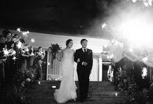 Jessica & Deo Wedding by Delapan Bali Event & Wedding