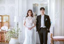 WHITE LOVE CONCEPT by Korean Artiz Studio