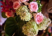 Secret Garden by Ria floral