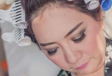 Wedding - Yvone by Herry Ang MUA