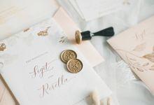 The Wedding Of Sigit & Rosella by Creatopics