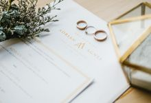 The Wedding of Adrian & Agnes by Creatopics