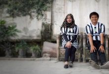Pre-wedding Ona & Sakti by Dizaqu Photography & Videography