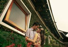 The Wedding of Darren & Nova by PlanMyDay Wedding Organizer
