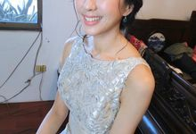 Malacca Make up and hairdo for wedding by MEB Entertainments