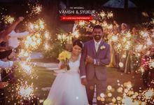 Vamshi & Syukur - The Wedding by I Love Bali Photography