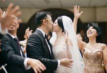 Davin & Yunisa Wedding Day by Glymps
