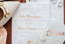 The Wedding of Felix & Chiara by Kairos Works