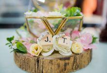 Jeffrey & Tia Wedding by Hilda by Bridestory