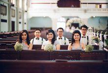 Adit & Wendy Wedding Day by Glymps