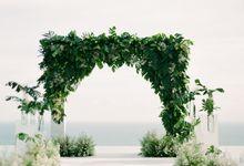 The Wedding  of Henry & Angela by Alila Villas Uluwatu