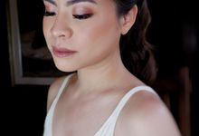 Party Look For Ms Tara Hadiprana by Yuka Makeup Artist