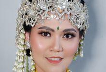Sunda Siger Trial For Miss Wendy by Yuka Makeup Artist