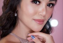 Thailand Style Wedding Makeup Trial For Ms AYU by Yuka Makeup Artist