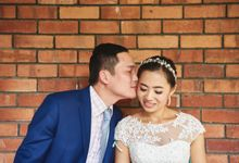 Actual Wedding Day - Benjamin & Yi Yuan by A Merry Moment