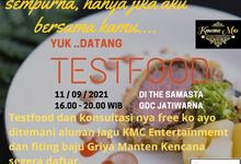Test Food by The Samasta