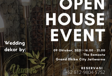 Open House the Samasta - 09 Okt 2021 by The Samasta