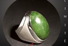 Cincin Pria Silver by sanjewellery