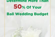 Three biggest cost decisions of your wedding by Balishanti Consulting